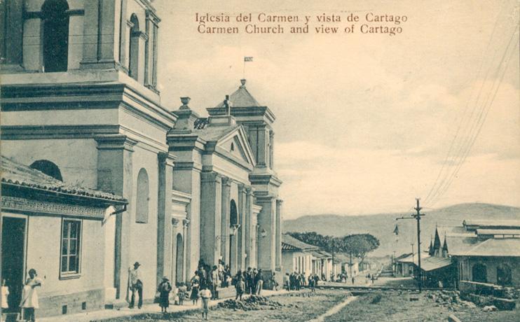 Centre Ville De Curridabat
