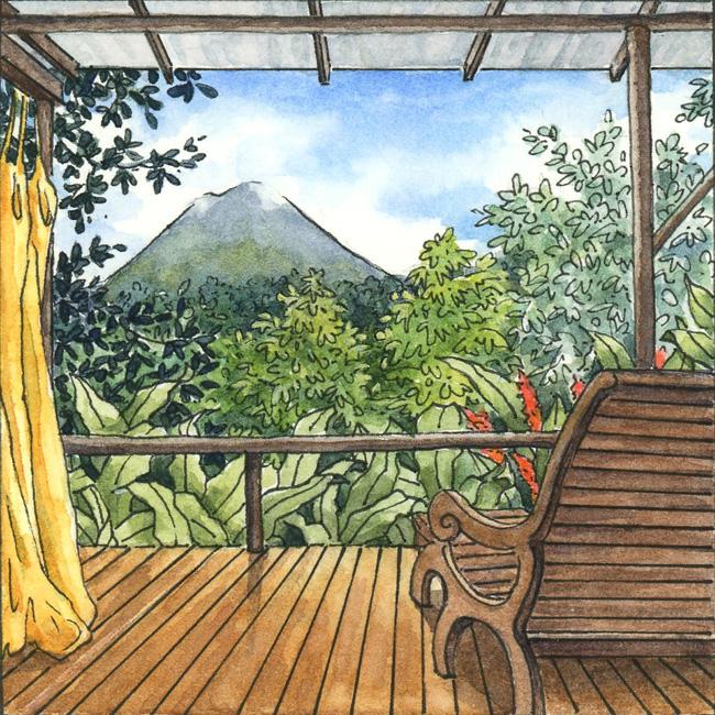 Costa Rica Hôtel : Nayara Hotel, Spa & Gardens *** Sup. De